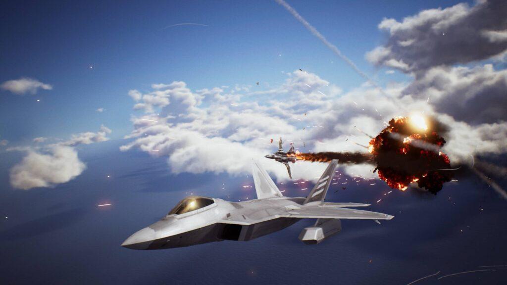 Ace Combat aerei aereo