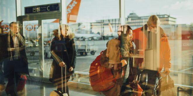 Aeroporti italiani: il traffico aereo torna ai livelli del 1995