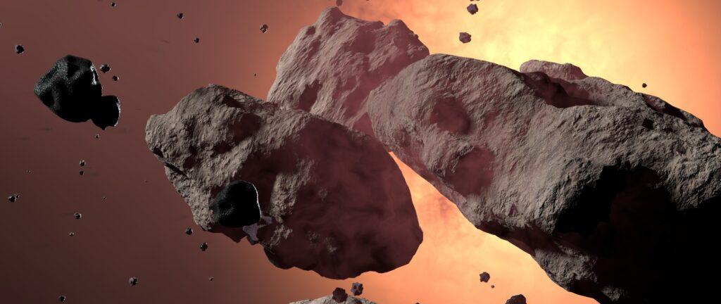 nasa cometa asteroide sonda O'Rourke