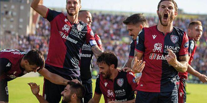 Il Cagliari a sostegno della sindrome di down