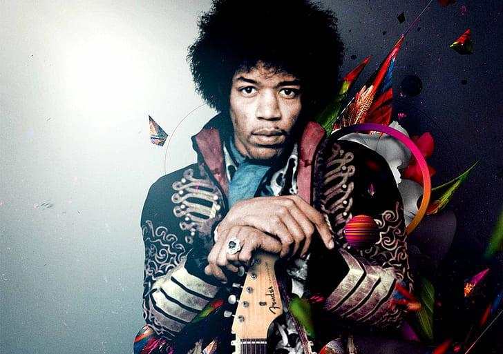 Jimi Hendrix musica jazz rock
