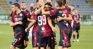 Cagliari: turnover in Coppa Italia con la Cremonese