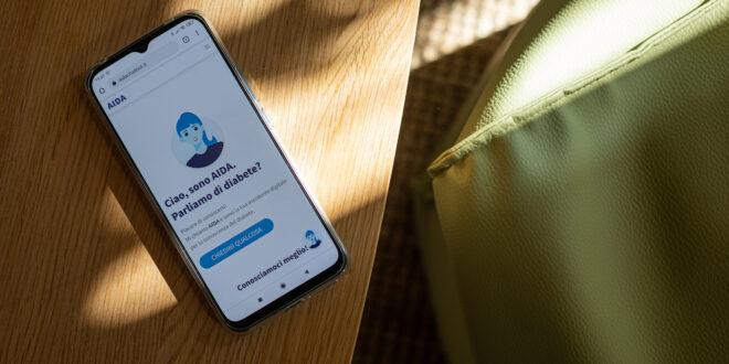 Novo Nordisk presenta AIDA:il chatbot italiano per i pazienti diabetici