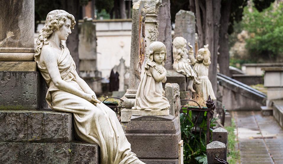 cagliari bonaria evento cimitero
