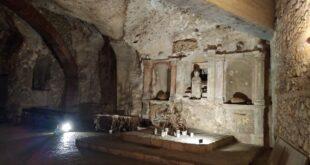 Viaggi nei sotterranei e nelle cripte di Carales