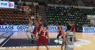 Dinamo basket: esordio casalingo amaro