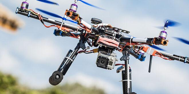drone per agricoltura
