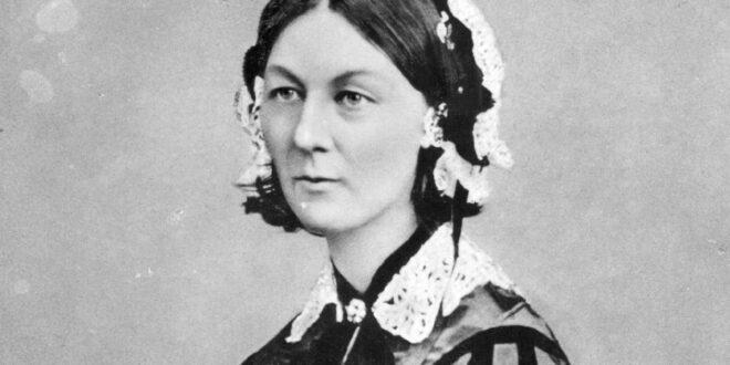 Firenze, il ritratto di Florence Nightingale