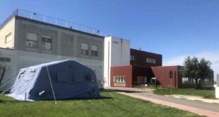 Covid: apre un reparto per positivi a Oristano, 10 posti letto