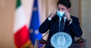 """Conte """"Cantiere Italia aperto, c'è bisogno di tutti"""""""