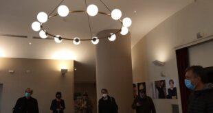 il nuovo lampadario