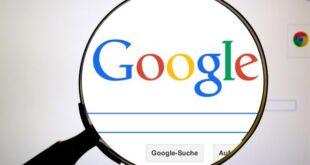 lente che inquadra google