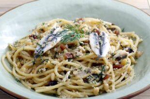 Spaghetti con sarde: ricetta e tradizione