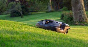 I robot taglia erba a Olbia, autonomi ed ecologici