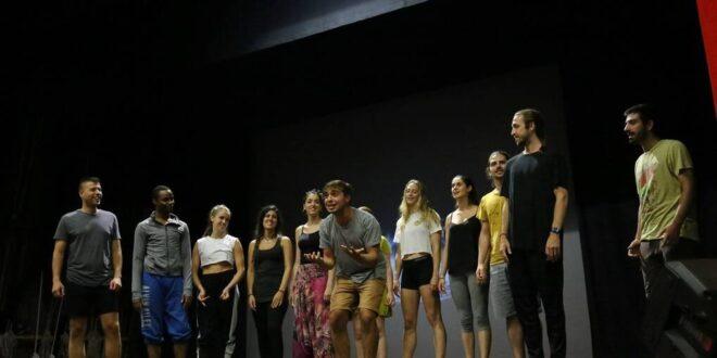 L'Effimero Meraviglioso alla Biennale del Teatro