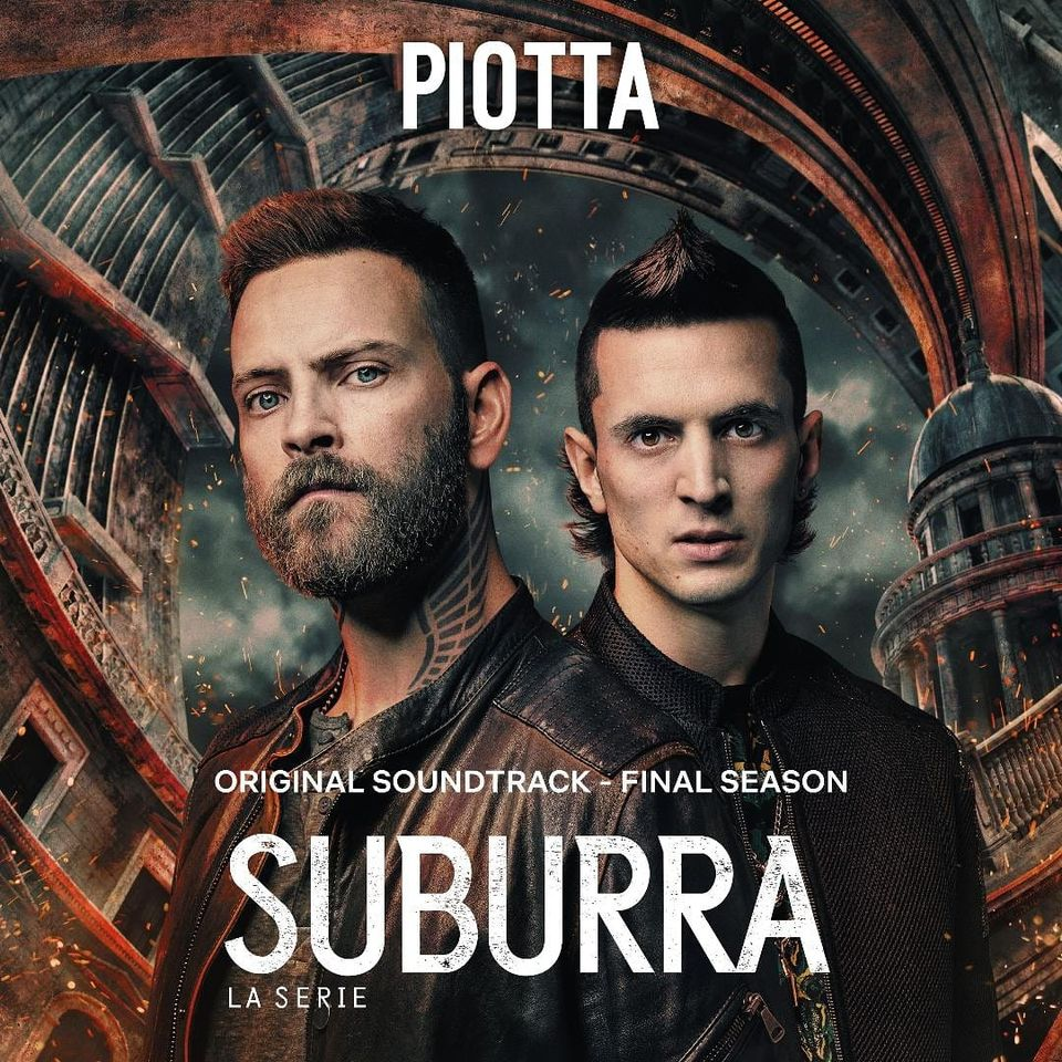 Piotta: il nuovo album è la colonna sonora di 'Suburra'.