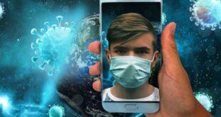 tosse smartphone coronavirus
