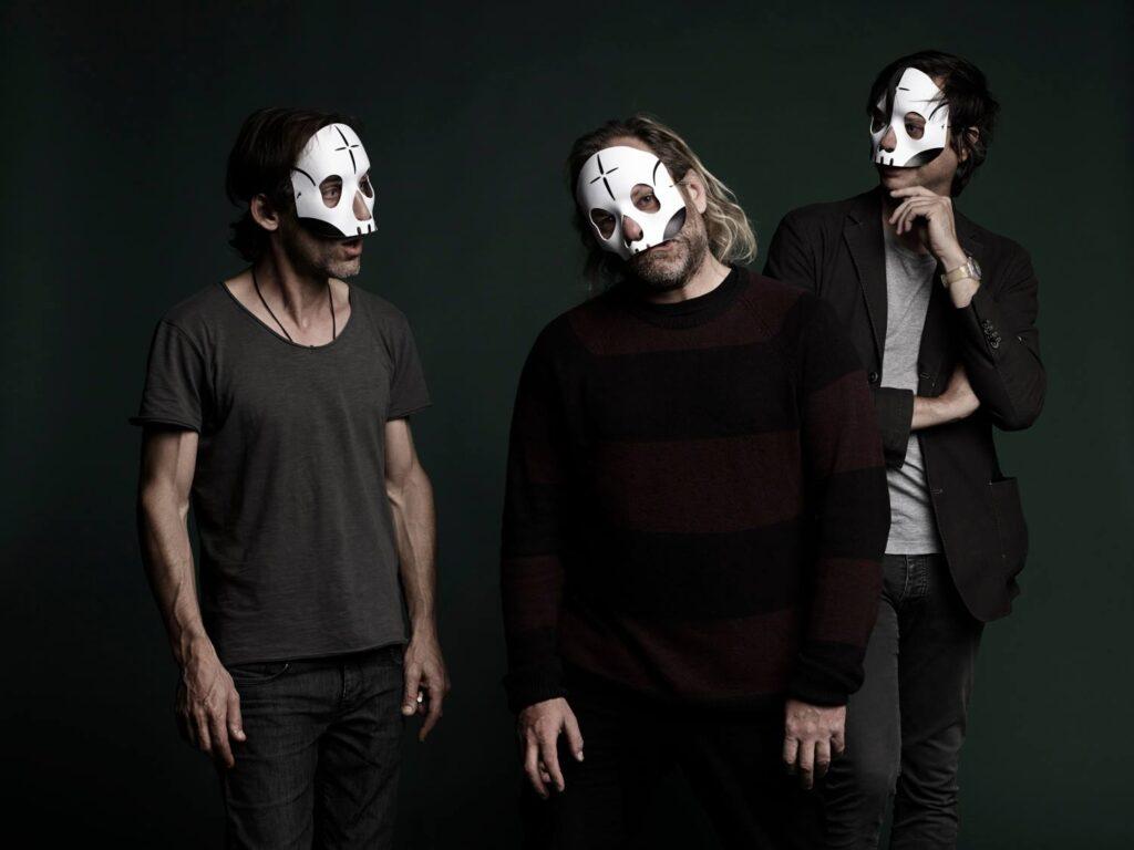 i tre allegri ragazzi morti rock gruppo band