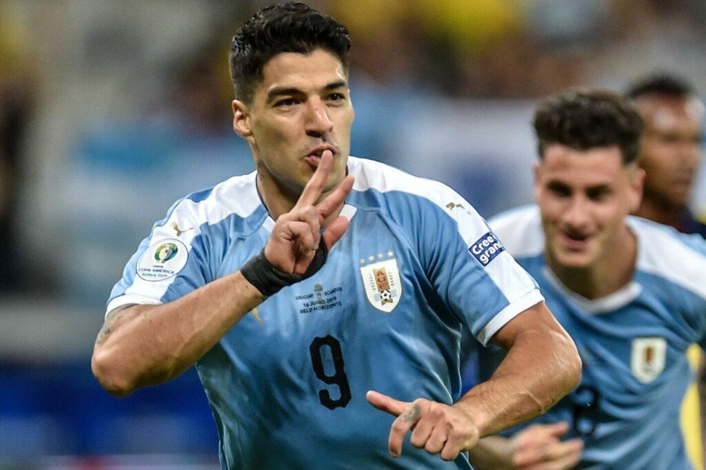 uruguay coppe calcio