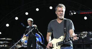 E' morto Eddie Van Halen, fondatore della band omonima