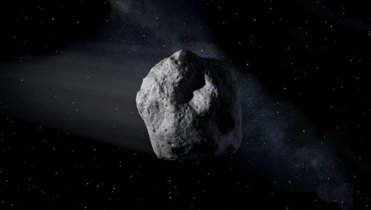 L'asteroide del 2 novembre