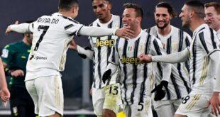 Doppietta di Ronaldo, Juve-Cagliari 2-0