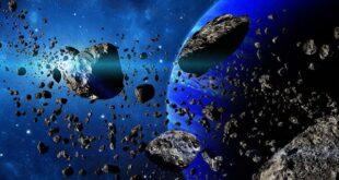 La vita è nata sotto un bombardamento di asteroidi?