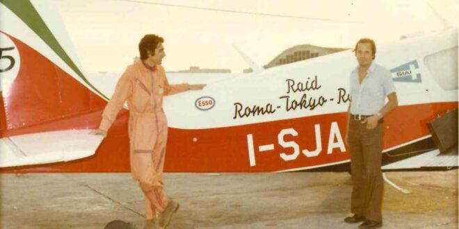 Raid Roma-Tokyo: Intervista all'Ingegnere Claudio Turella