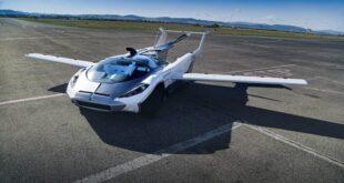 L'auto volante è realtà: l'ibrido arriva dalla Slovacchia