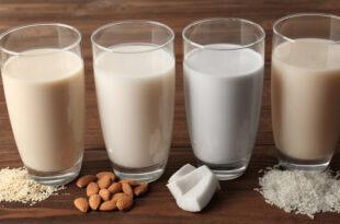 Latte animale e vegetale