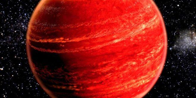 Nana bruna scoperta con radiotelescopio