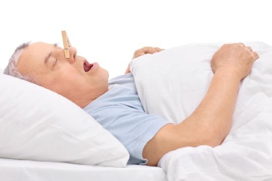 Sindrome da apnee ostruttive