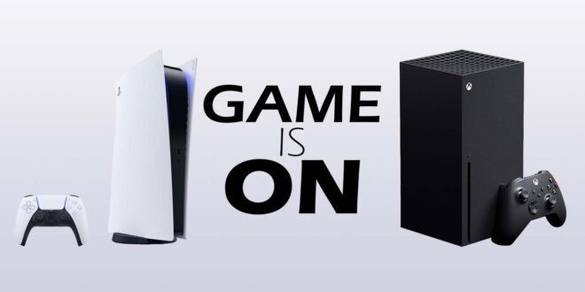 PS5 vs Xbox X - Game Is On