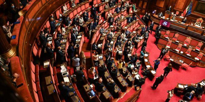 Senato contro la violenza sulle donne
