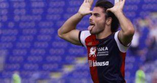 Cagliari-Verona 2-1, Sottil esulta