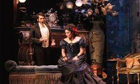 """Teatro Lirico Cagliari: """"La Traviata"""" in diretta tv e streaming"""