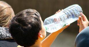 Bambini, acqua, salute