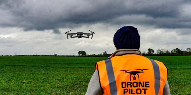 Pilota di Drone