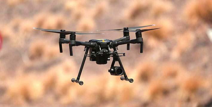 RDWC: drone