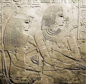 La tomba di Ramose al Museo Egizio
