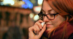 Uno spray nasale contro il coronavirus