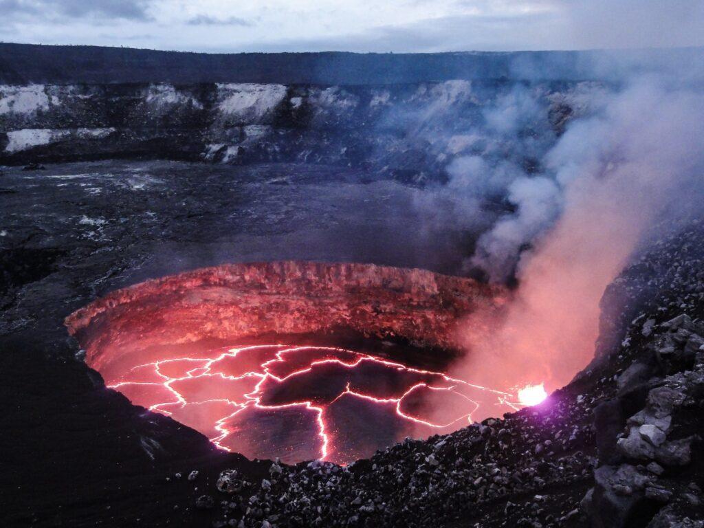vulcano magma supervulcano