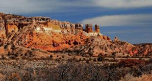 New Mexico siccità