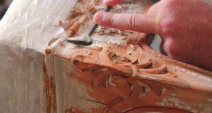 nanoparticelle per il restauro del legno