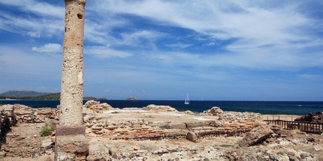 Cagliari e Nora: viaggio nella storia