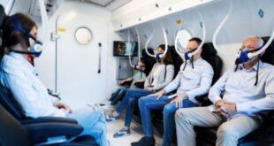 Ossigeno iperbarico trattamento