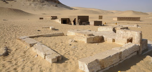 Necropoli Egitto