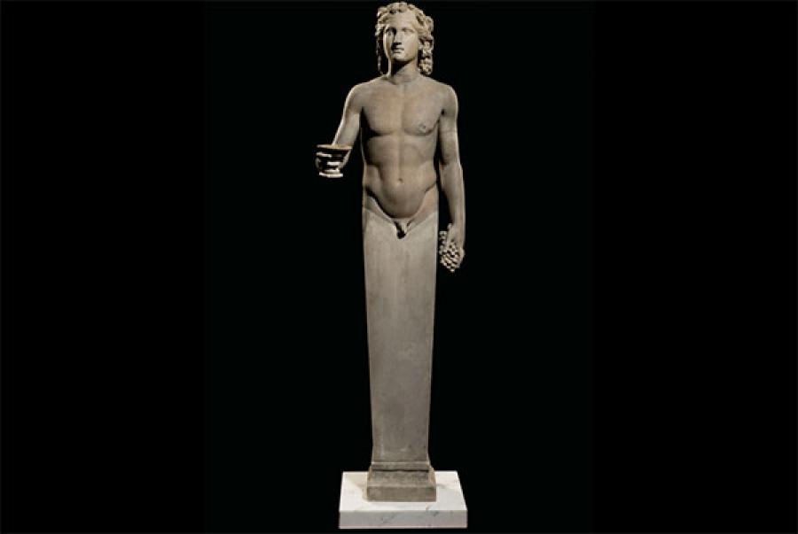 statua dioniso