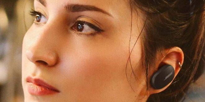 Bose Quietcomfort Earbuds, auricolari bluetooth dal suono compatto e avvolgente