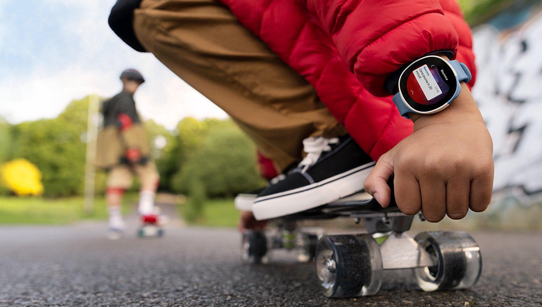 Vodafone e Disney lanciano Neo, lo smartwatch a misura di bambino